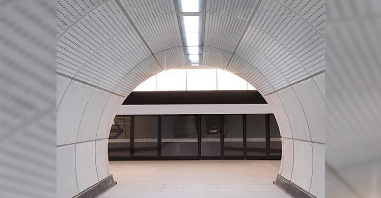 Elizabeth Line, Crossrail Underground Station